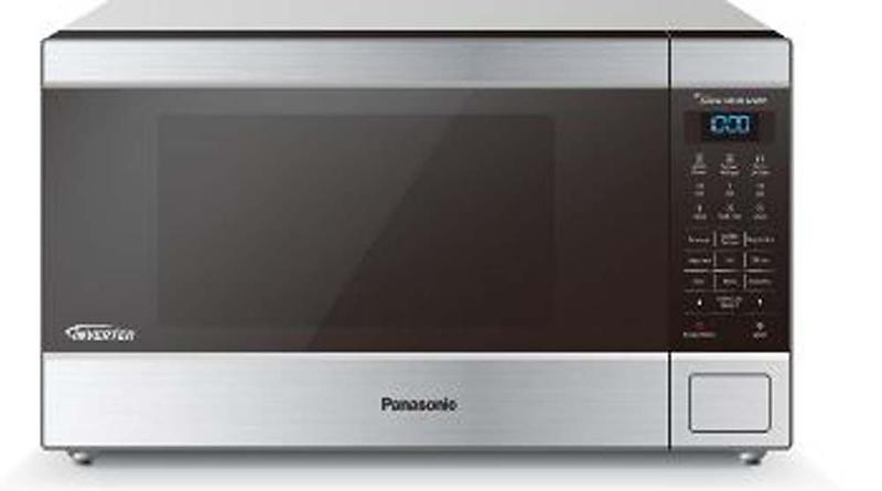 Panasonic Nn St776s Stainless Steel Microwaves Lowest Price Test And Reviews