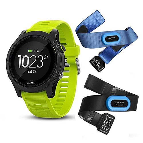 garmin forerunner 935 tri bundle fitness watch lowest. Black Bedroom Furniture Sets. Home Design Ideas