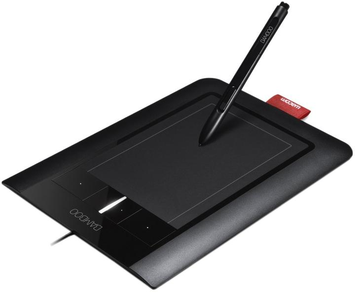 wacom bamboo pen touch small graphics tablet lowest price test and reviews. Black Bedroom Furniture Sets. Home Design Ideas