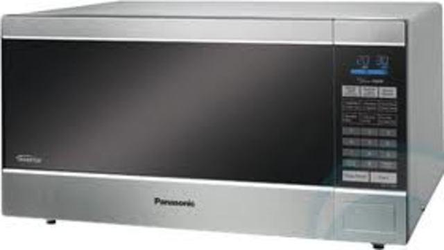Panasonic Nn St780s Silver Microwaves Lowest Price Test And Reviews